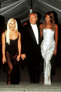 Versace Naomi MET