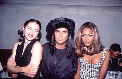 Madonna, Steven Meisel y Naomi