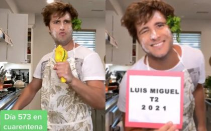 Digo Boneta Luis Miguel segunda temporada
