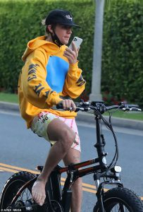 Justin Bieber Celebridades en aislamiento