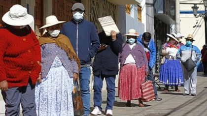 Cuarentena Perú BBC Vizcarra