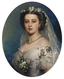 La princesa Victoria nació en el Palacio de Kensington el 24 de mayo de 1819, hija única de Edward, duque de Kent, cuarto hijo del rey George III