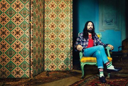 Fashion Week atemporal Alessandro Michele