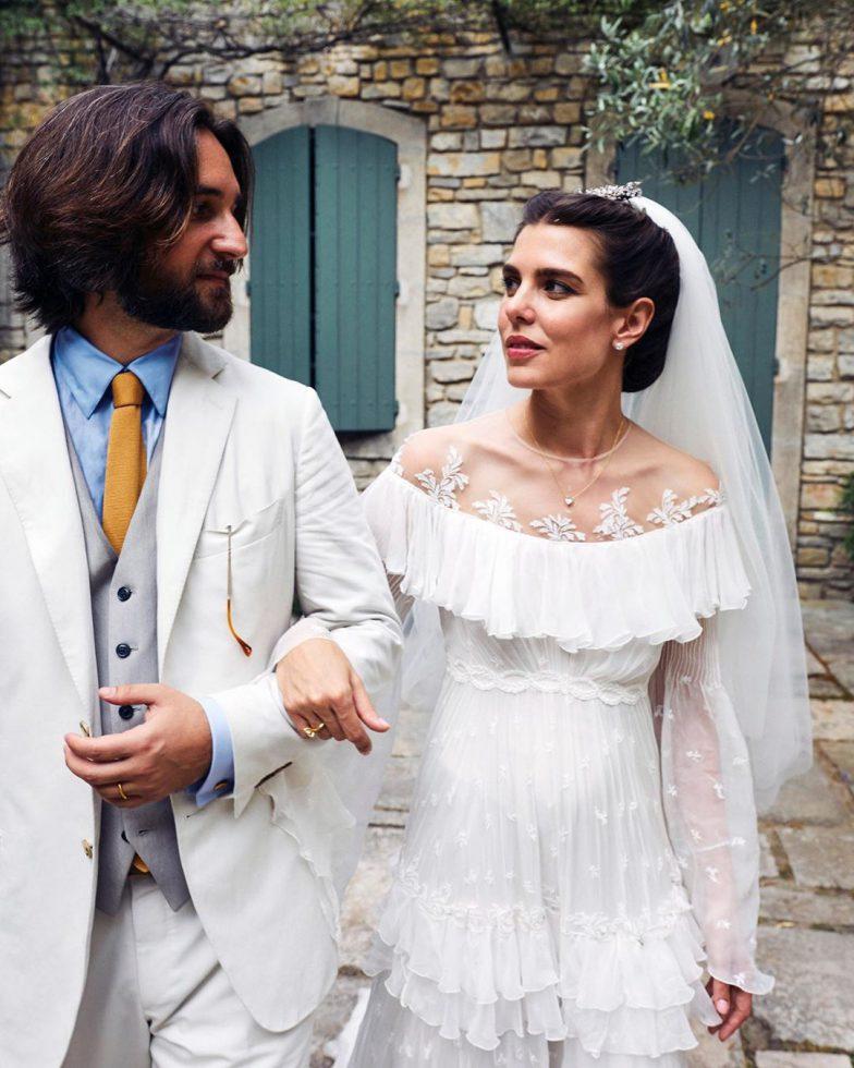 Charlotte Casiraghi y Dimitri Rassam (1)
