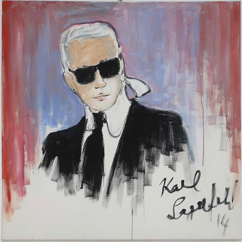 Karl Lagerfeld Subasta (2)