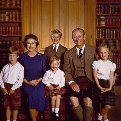 Elizabeth II visita Perú