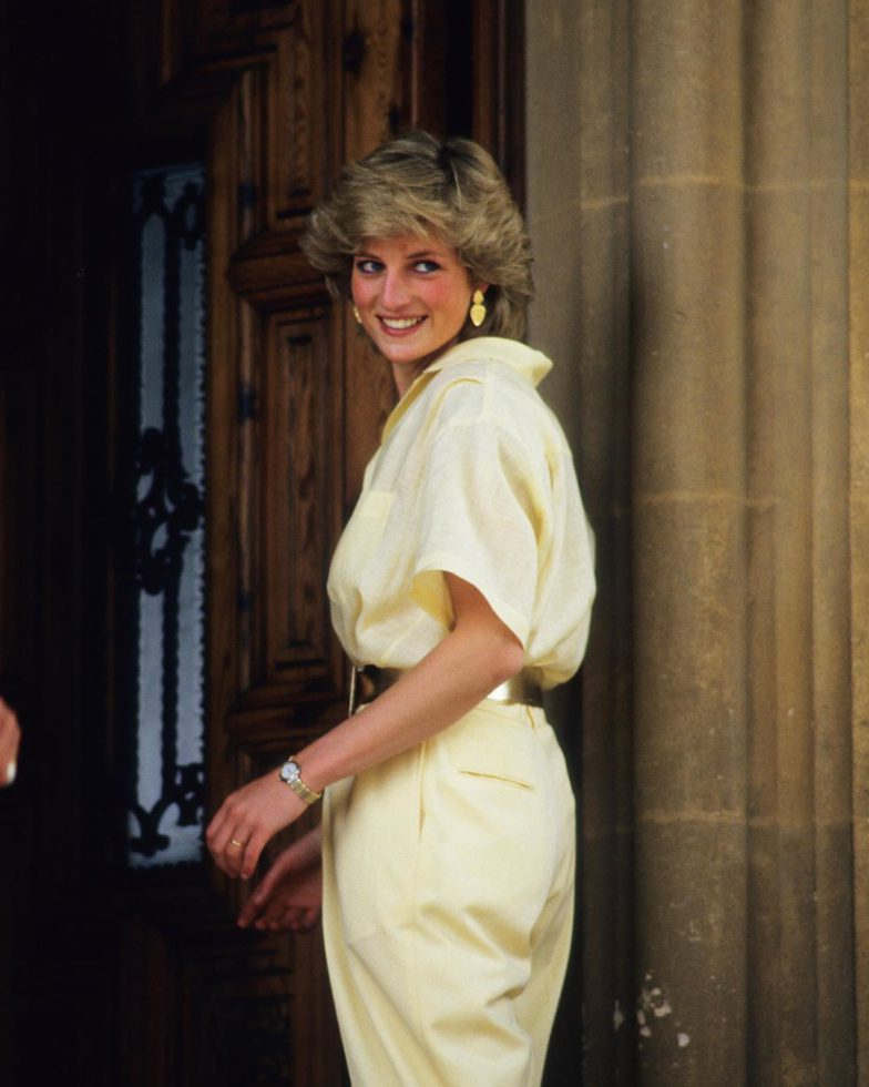Princesa Diana de Gales Kristen Stewart (1)