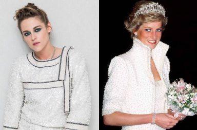 Princesa Diana de Gales Kristen Stewart biopic