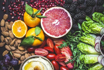 Agrícola productos orgánicos