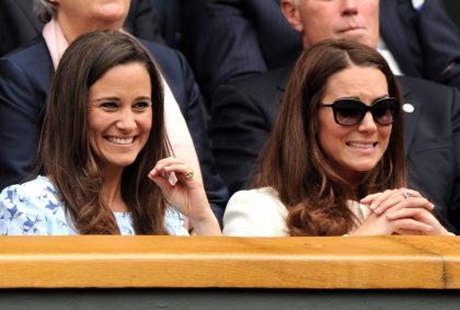 Kate y Pippa