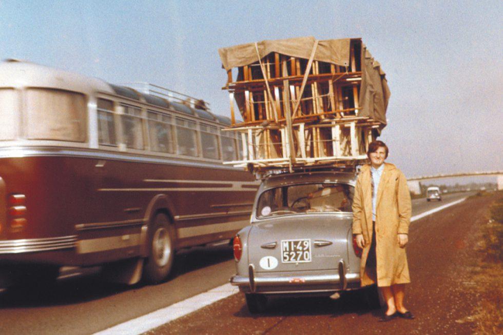 Superleggera Fiat Milecento
