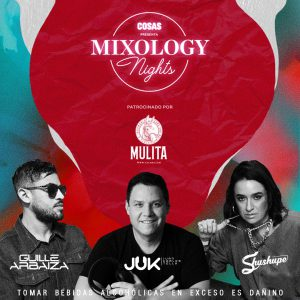 Mixology Nights Mulita Tacama