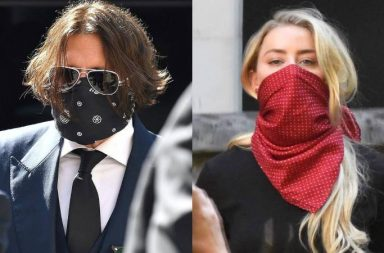 Johnny Depp Amber Heard Juicio Londres (2)