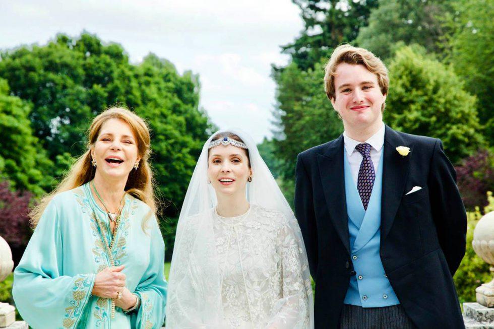 princesa Raiyah de Jordania Ned Donovan boda real (1)