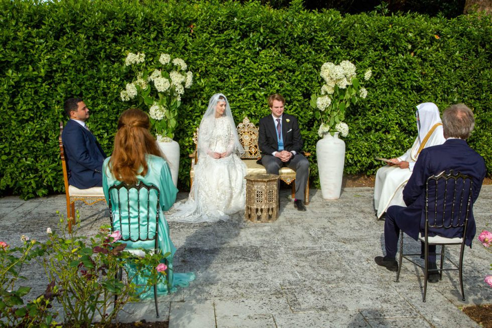 princesa Raiyah de Jordania Ned Donovan boda real (4)