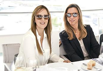 Patricia Baertl y Bárbara Galbis