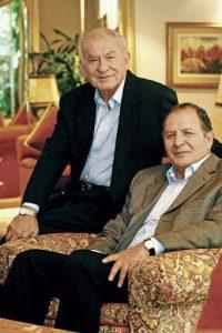 Vito y Jorge Rodriguez Rodriguez: peruanos multimillonarios