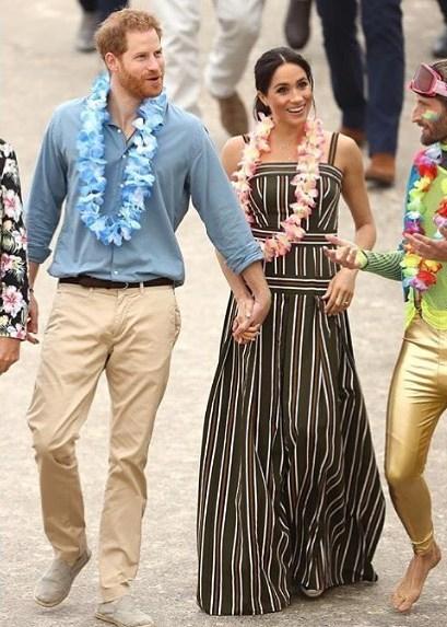 Harry y Meghan Commonwealth
