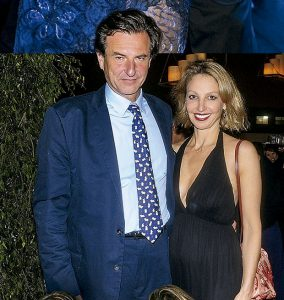 Christian Vieljeux y Sandra Masías