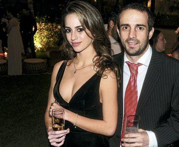 Mónica Balbuena y Ezequiel Aramburú