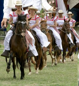 Damas Amazonas de Chiclayo