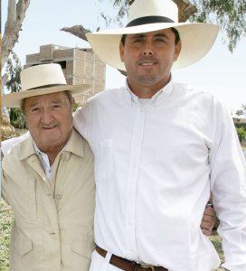 Gustavo Ferrer y Roberto Gleiser