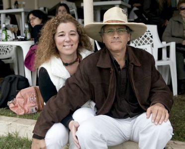 Claudia Caruti y Ape Madueño