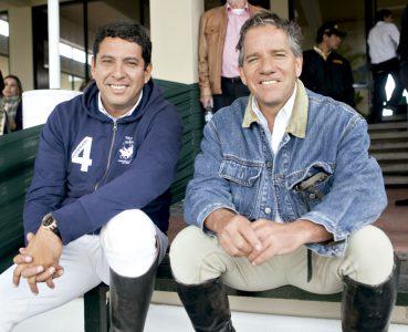 Julio Illescas y Ricardo Artadi