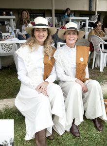 Rosemarie De Majluf y Susana De Brescia