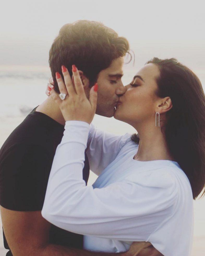 Demi Lovato Max Ehrich boda (3)