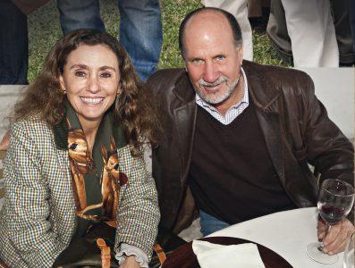 María Teresa Guzzinati y Jaime More