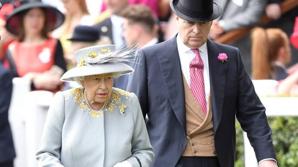 Príncipe Andrew Virginia Roberts (2)