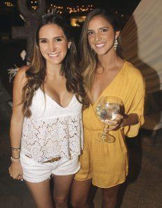 Alexandra Posso y Karina Brain