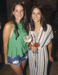 Almudena Gamón y Mariana Moscoso
