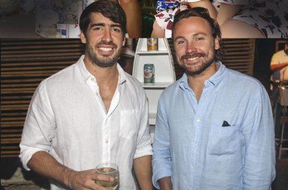 Gaetano Pardo y Gian Carlo Ratti Michelle Woodman, cumpleaños Gabriela Ibárcena