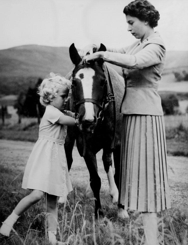 Princesa Anne cumpleaños (1)