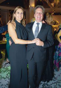 María Lourdes Valdez y Michael Woodman.