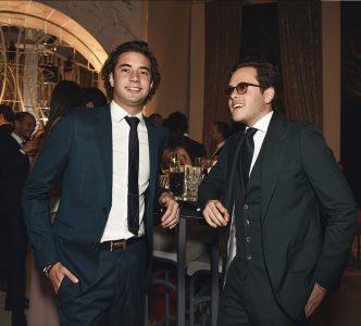 Mauricio Woodman y Rafael Salem.