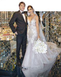 Carlos Valdez Airaldi y Gabriela Ibárcena Pacheco.
