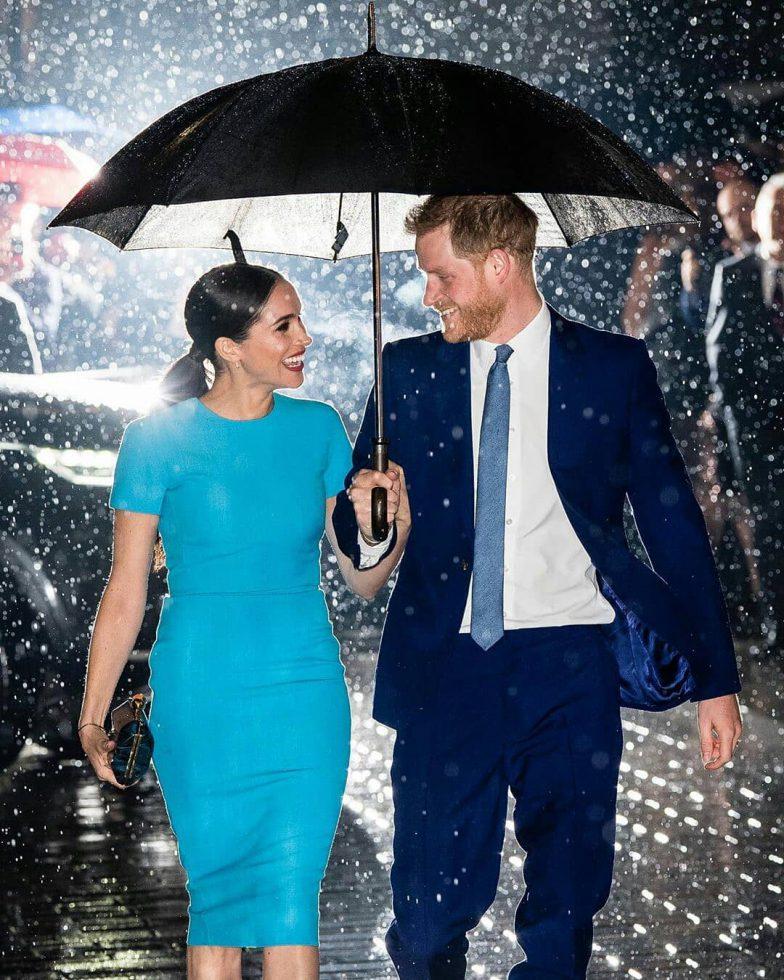 Meghan Markle y el príncipe Harry Hollywood (2)