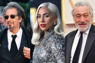Robert De Niro y Al Pacino Gucci (2)
