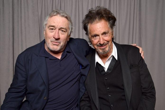 Robert De Niro y Al Pacino Gucci (3)