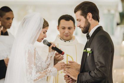 Stephanie Cayo y Chad Campbell matrimonio