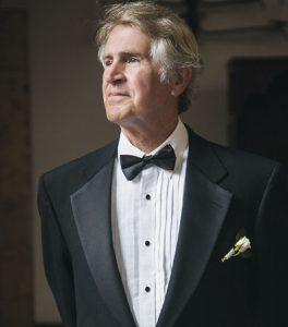 G. Campbell, padre de Chad Stephanie Cayo y Chad Campbell matrimonio