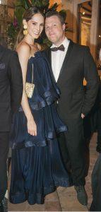 Julieta Piñeros y Mauricio Mancini Stephanie Cayo y Chad Campbell matrimonio
