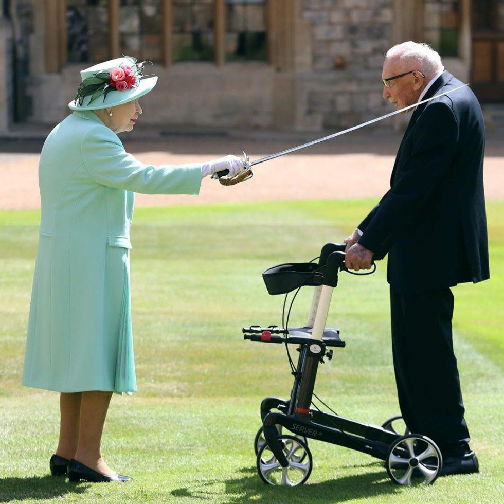 Elizabeth II Palacio de Buckingham (2)