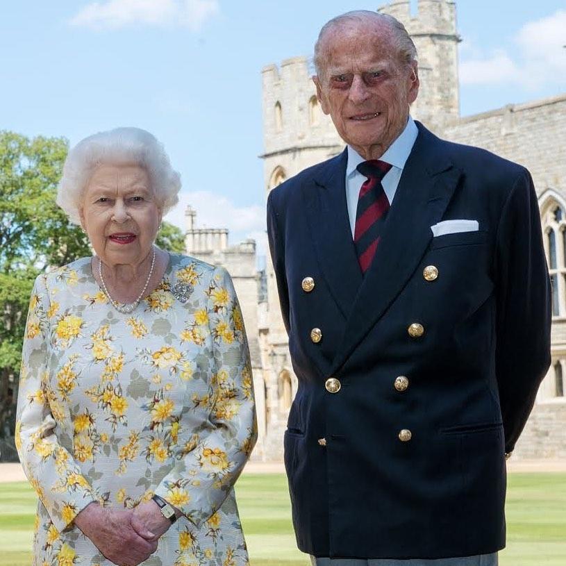 Elizabeth II Palacio de Buckingham (3)