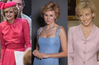 Diana de Gales peliculas