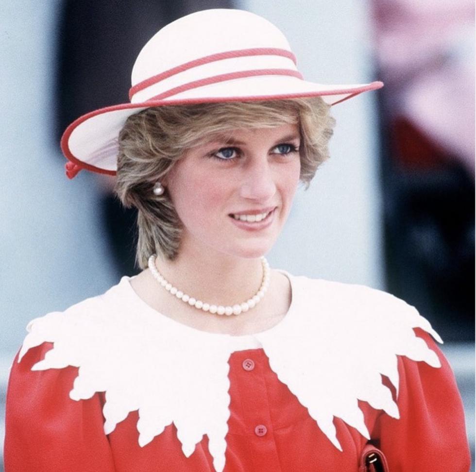 Princesa Diana de Gales Proporción áurea 6