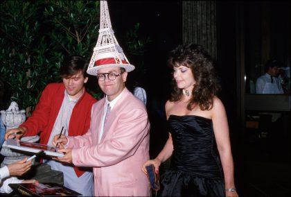 Blauel y Elton John